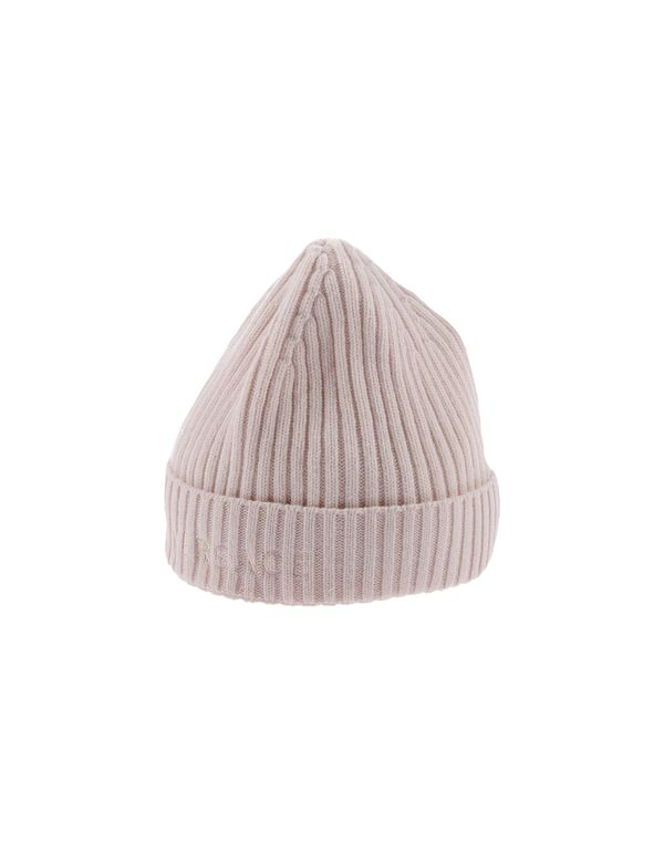 浅粉色 VERSACE 帽子