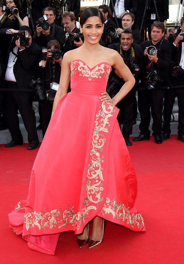 年度最美的20个Oscar de la Renta红毯时刻