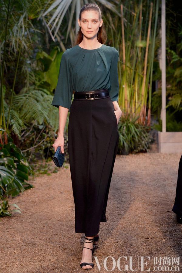 Hermès2014春夏时装秀