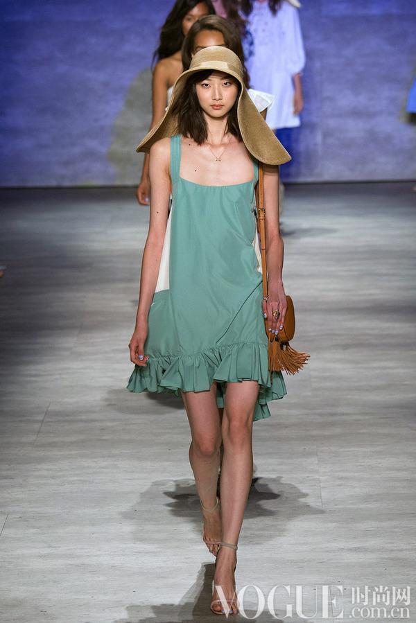 Rebecca Minkoff2015春夏时装秀
