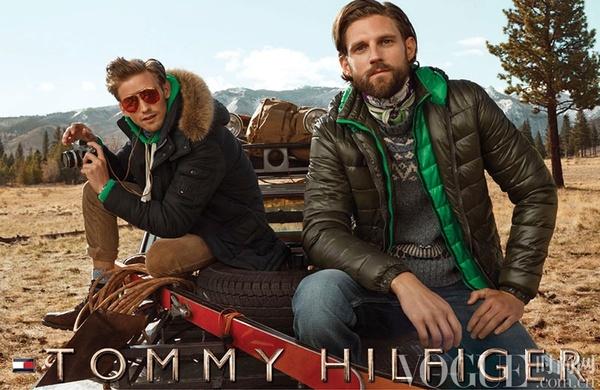 TOMMY HILFIGER发布2014秋季全球广告片