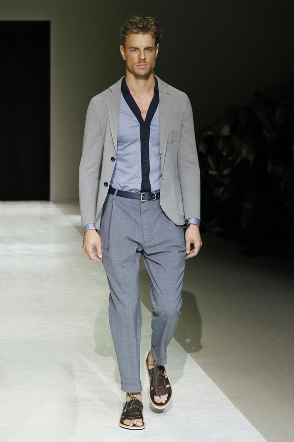 Giorgio Armani 2015 春夏男装系列