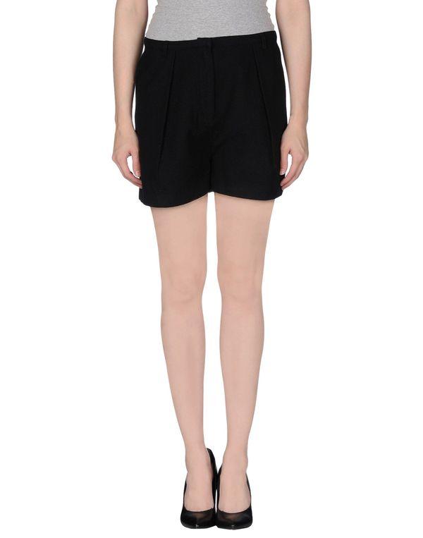 黑色 CHEAP MONDAY 短裤