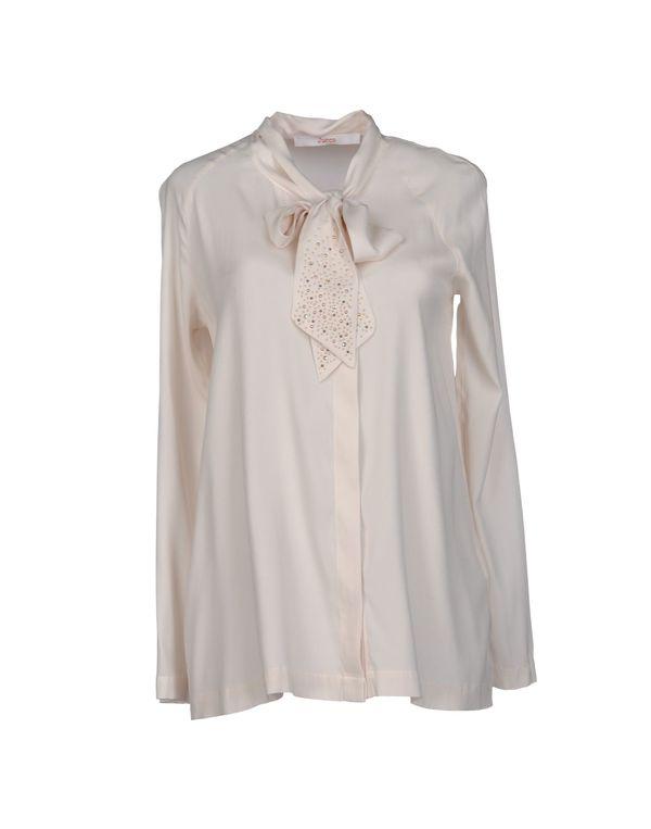浅粉色 JUCCA Shirt