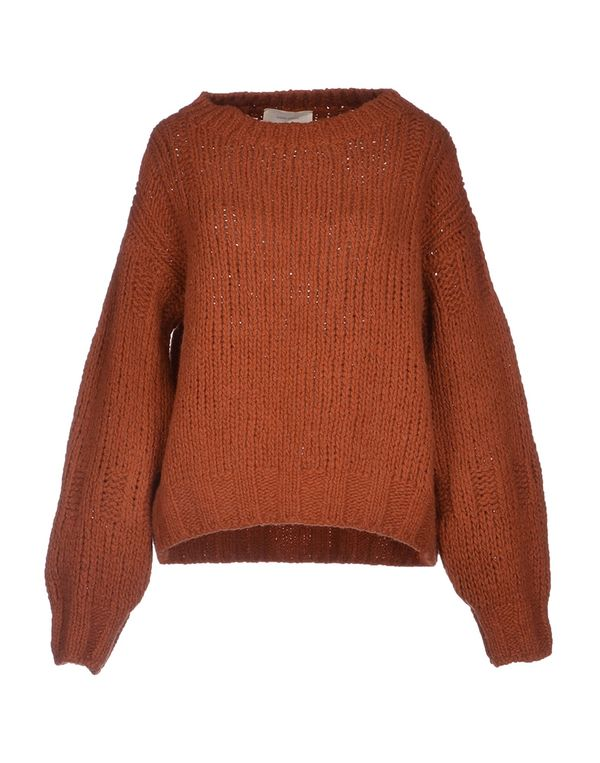 铁锈红 MAURO GRIFONI 套衫