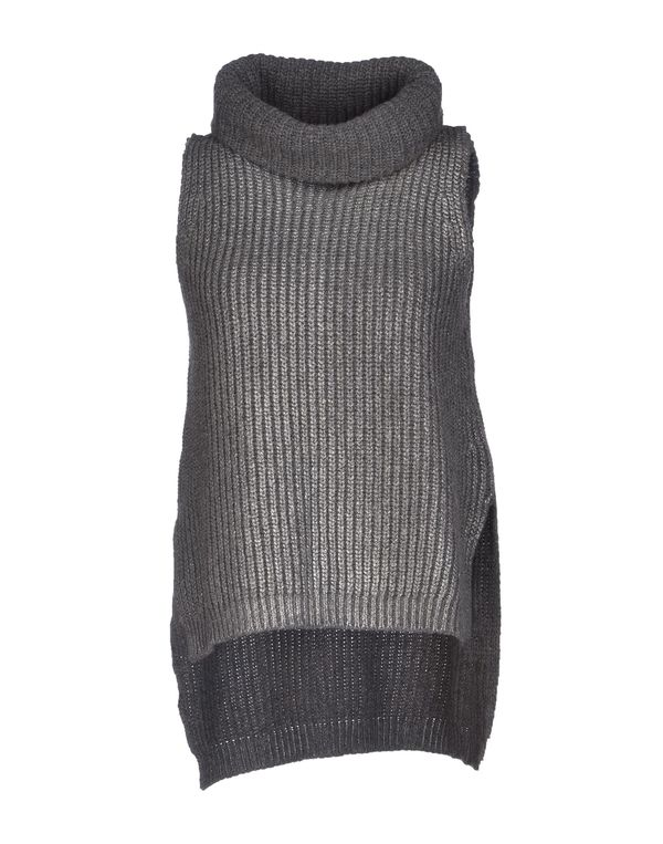 灰色 PINKO BLACK 圆领针织衫