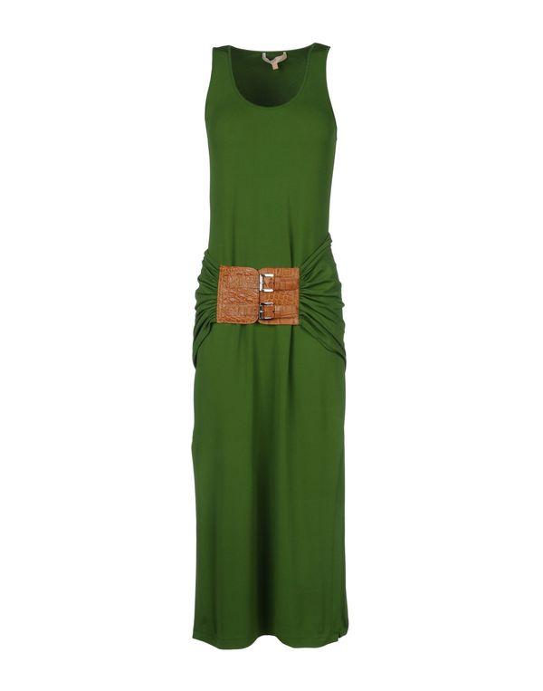 绿色 MICHAEL KORS 长款连衣裙