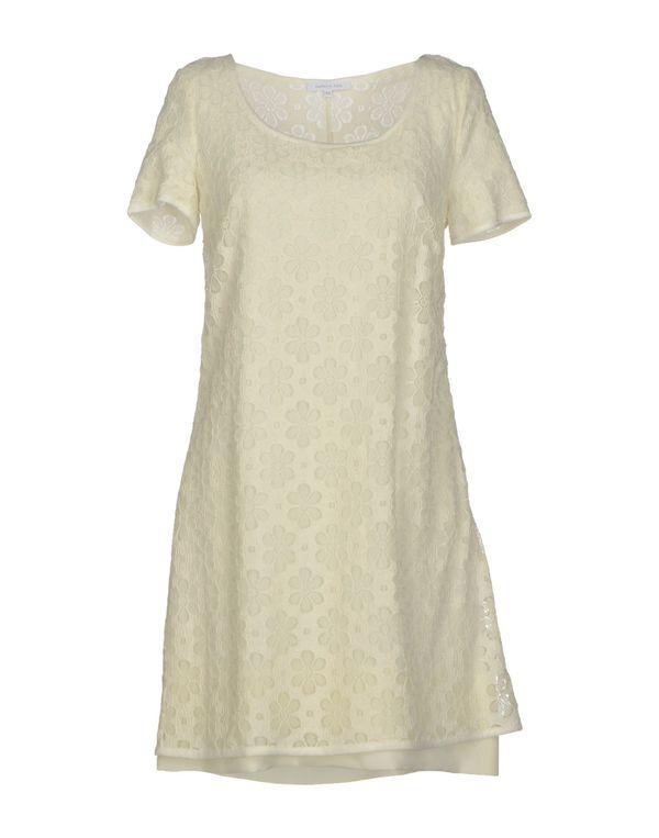 象牙白 PATRIZIA PEPE 短款连衣裙
