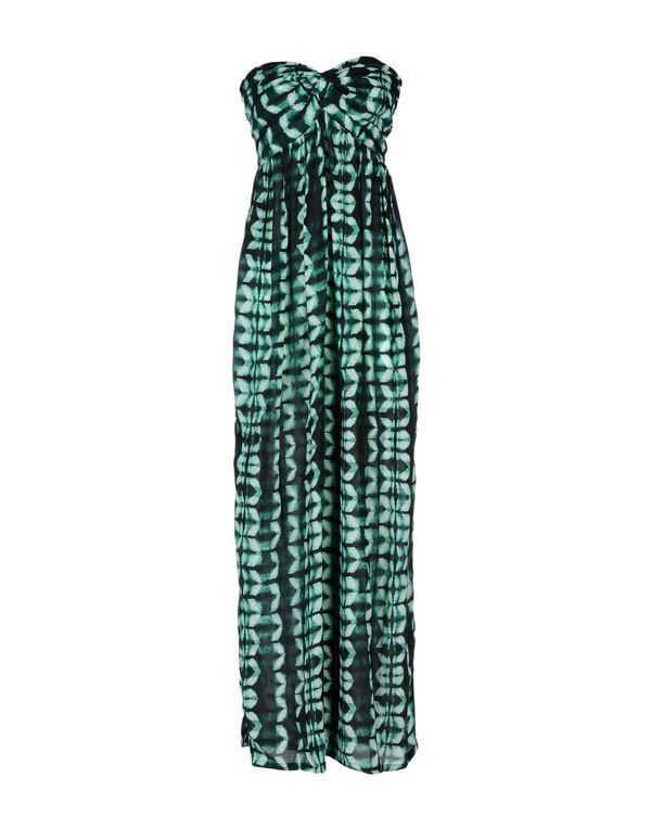绿色 GAT RIMON 长款连衣裙