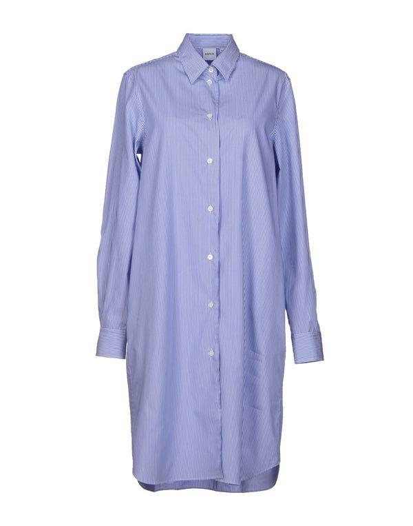 中蓝 ASPESI 短款连衣裙