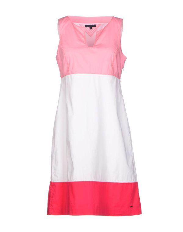 浅紫色 TOMMY HILFIGER 短款连衣裙