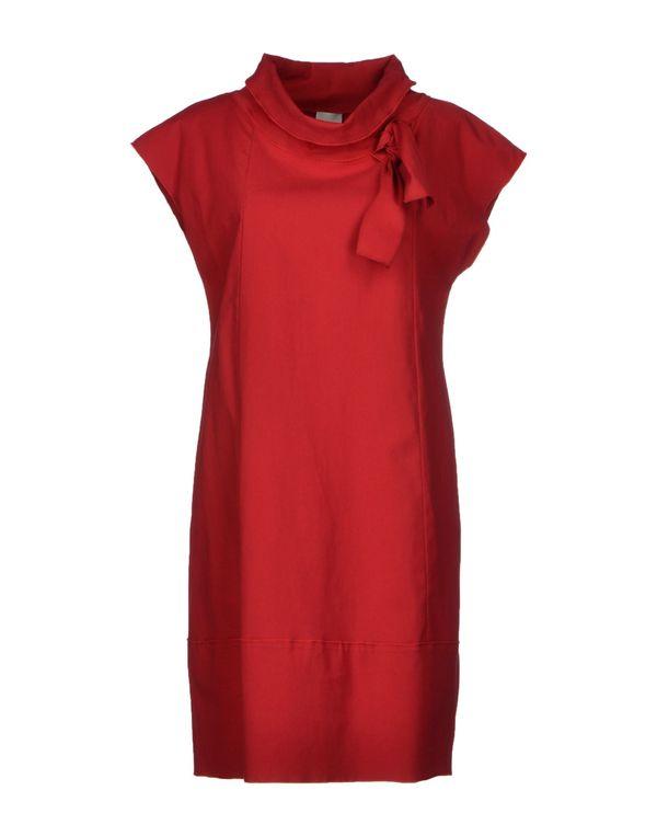 红色 ...À_LA_FOIS... 短款连衣裙