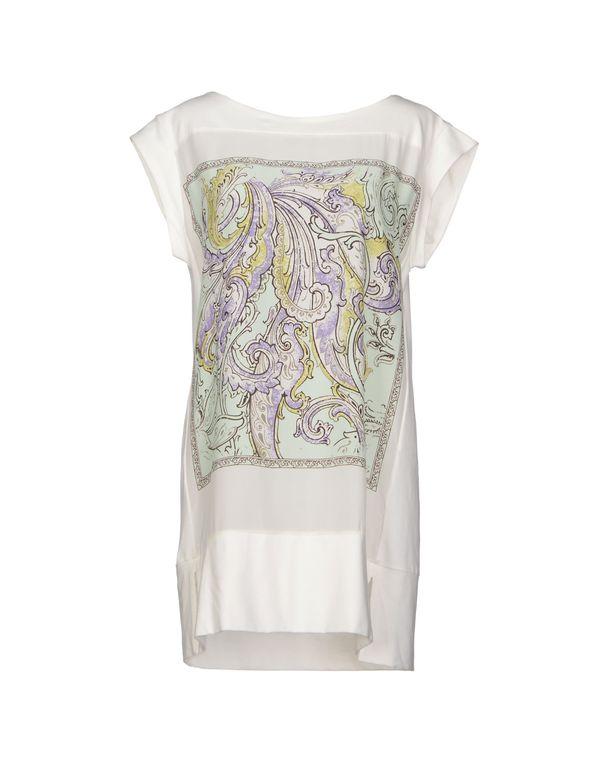白色 PIAZZA SEMPIONE 短款连衣裙