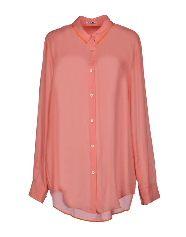 粉红色 ACNE STUDIOS Shirt