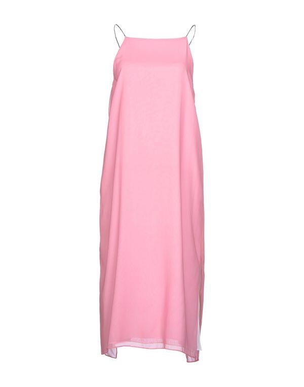 浅紫色 RAG & BONE 及膝连衣裙