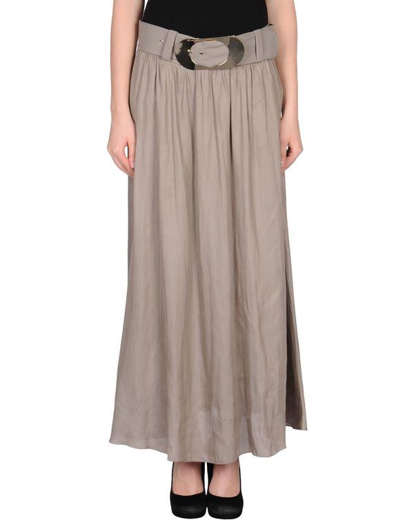 灰色 MARIAGRAZIA PANIZZI 长裙