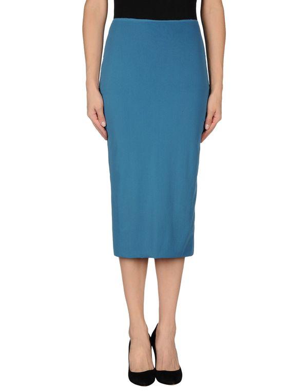孔雀绿 ALMERIA 半长裙