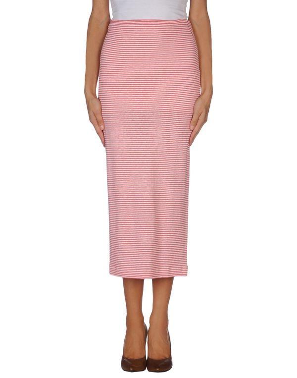 砖红 ASPESI 半长裙