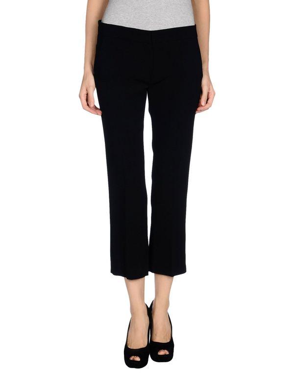 黑色 VANESSA BRUNO 裤装