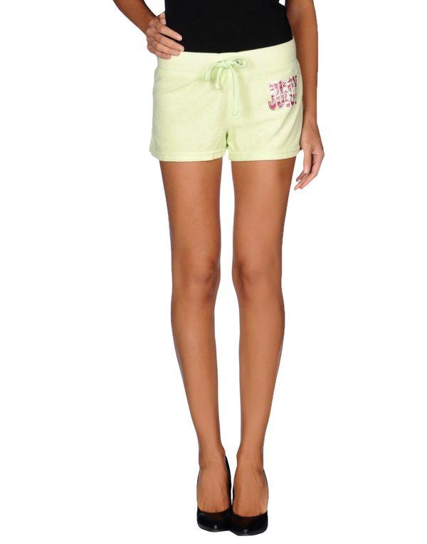 浅绿色 JUICY COUTURE 短裤