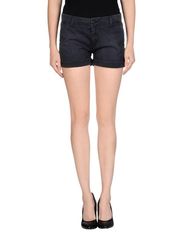 青灰色 CARHARTT 短裤