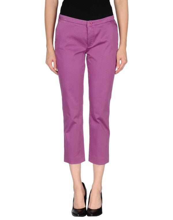 紫红 LIU •JO JEANS 七分裤