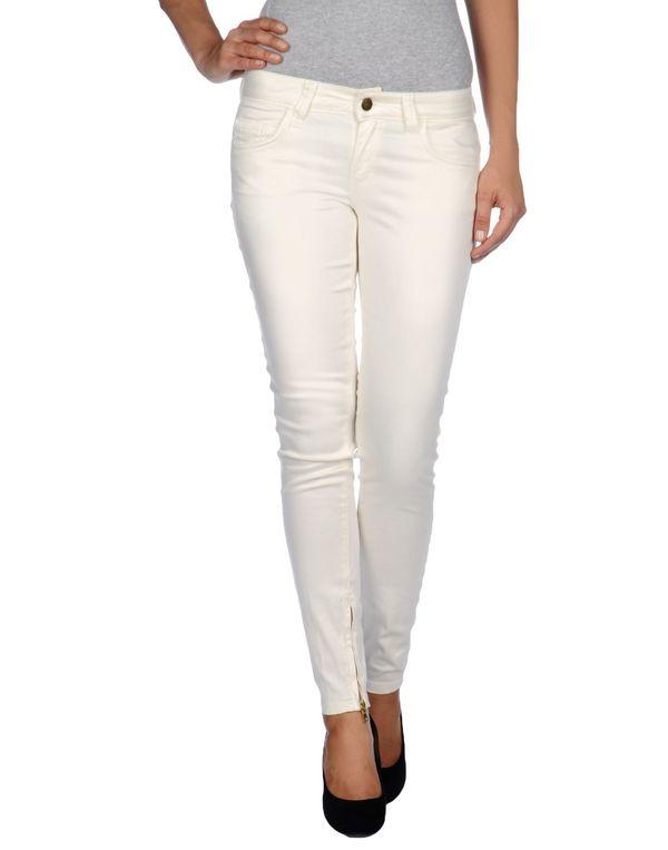 白色 LIU •JO 裤装