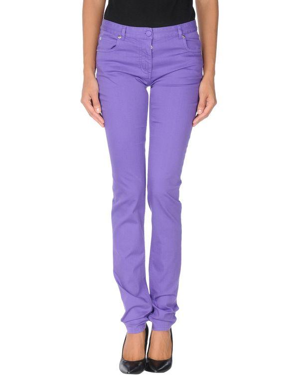 紫色 MAISON MARTIN MARGIELA 1 裤装