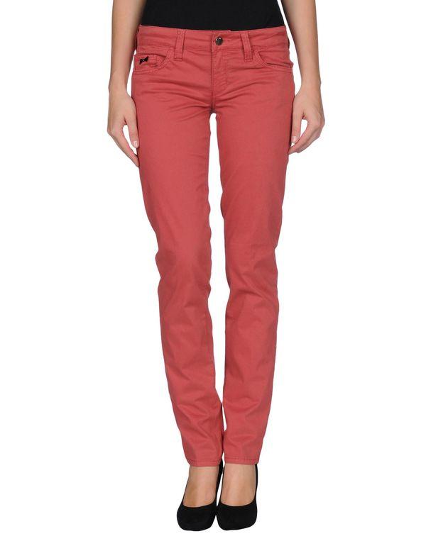 砖红 LIU •JO 裤装