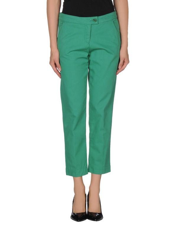 绿色 ARMANI JEANS 裤装