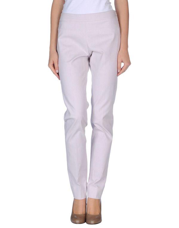 粉红色 EMPORIO ARMANI 裤装