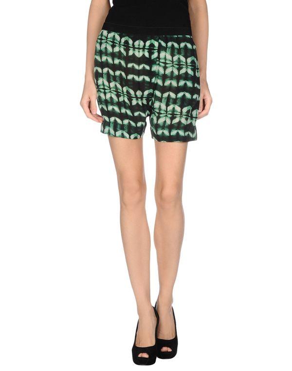 绿色 GAT RIMON 百慕达短裤