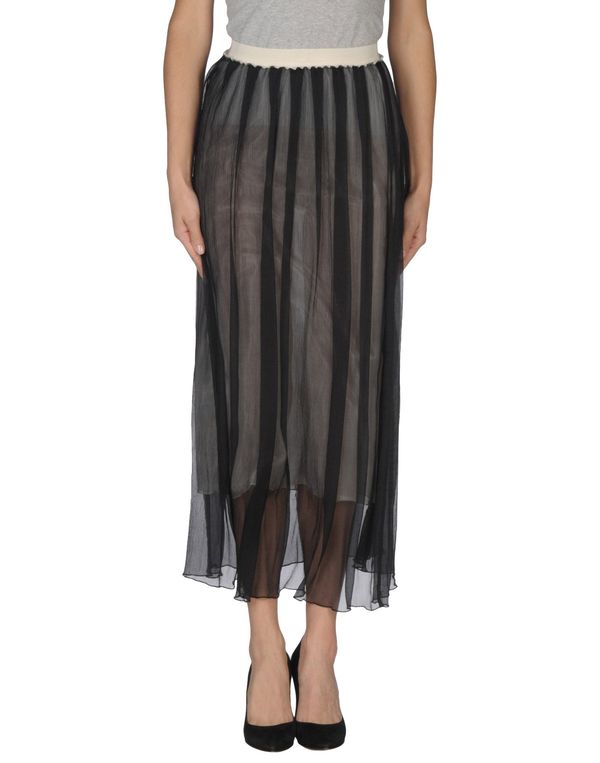 黑色 BRIAN DALES 长裙