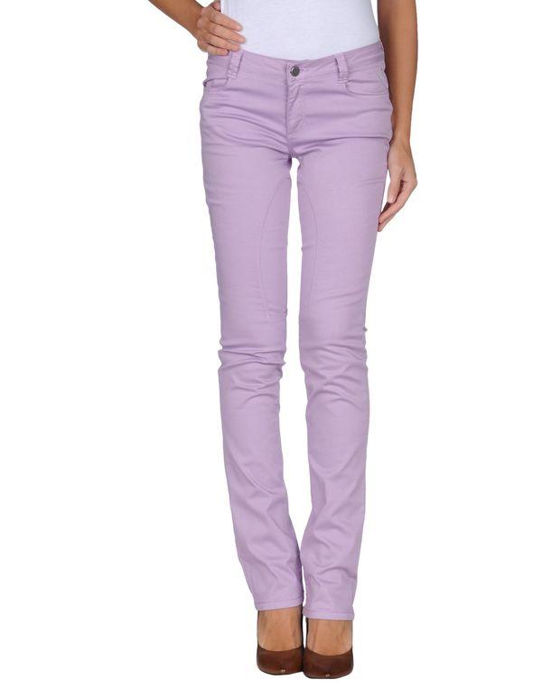 丁香紫 SIVIGLIA 裤装