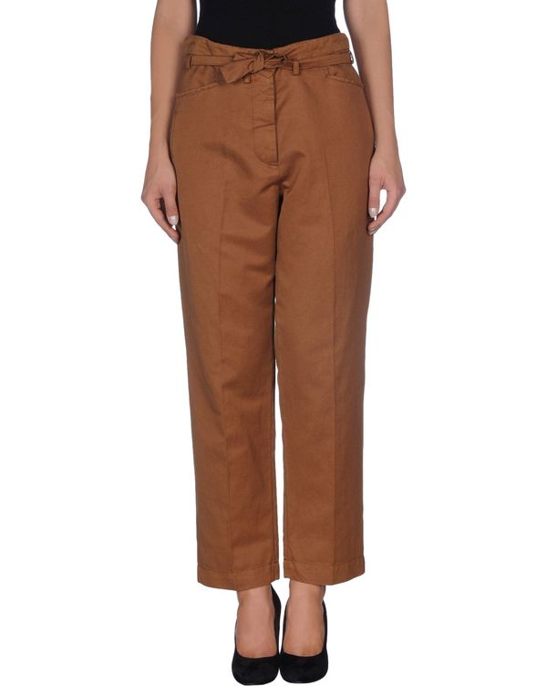 棕色 ...À_LA_FOIS... 裤装