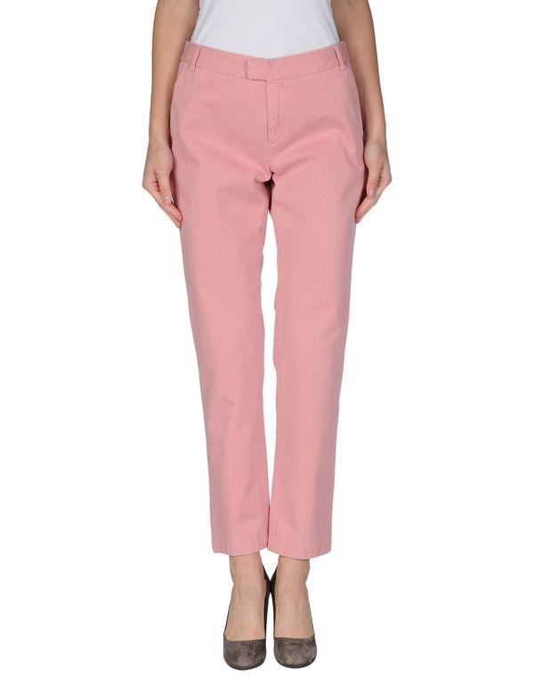粉红色 BAND OF OUTSIDERS 裤装