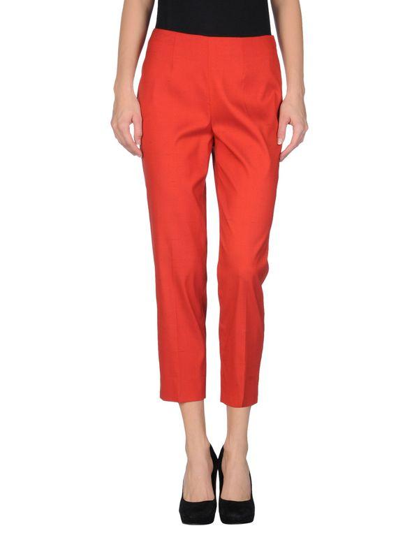 红色 PIAZZA SEMPIONE 裤装