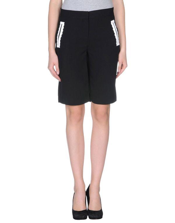 黑色 OPENING CEREMONY 百慕达短裤