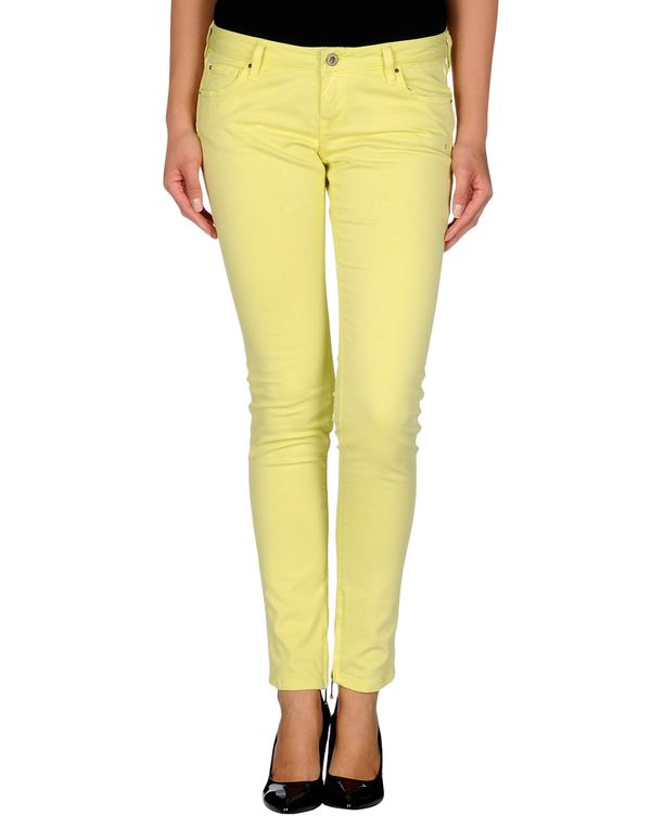 荧光绿 GUESS 裤装