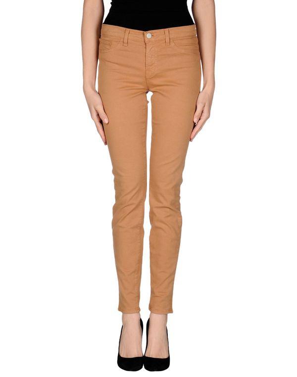 棕色 J BRAND 裤装
