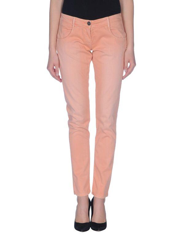 粉红色 KRISTINA TI 裤装