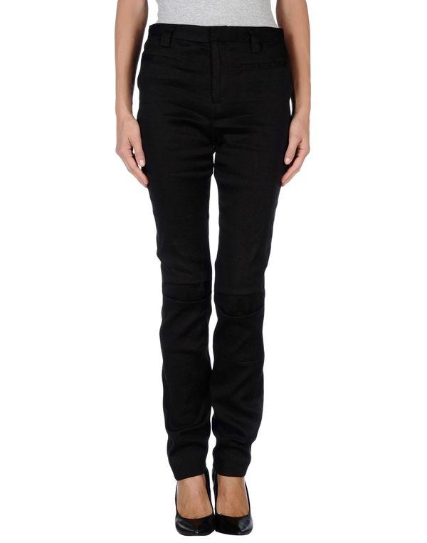 黑色 HAIDER ACKERMANN 裤装