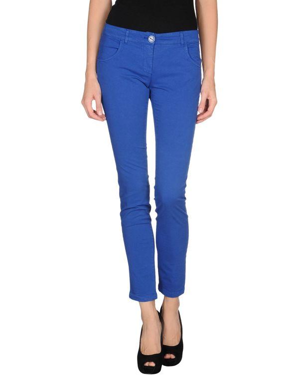 蓝色 PINKO BLACK 裤装