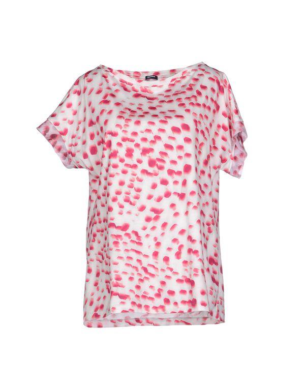 玫红色 JIL SANDER NAVY T-shirt
