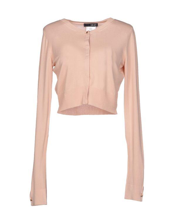 杏色 LIU •JO 针织开衫