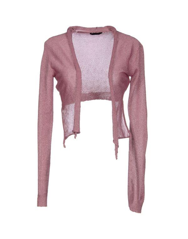 水粉红 PINKO BLACK 短套衫