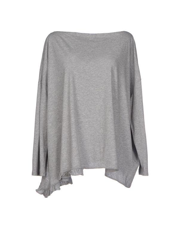 淡灰色 JUCCA T-shirt