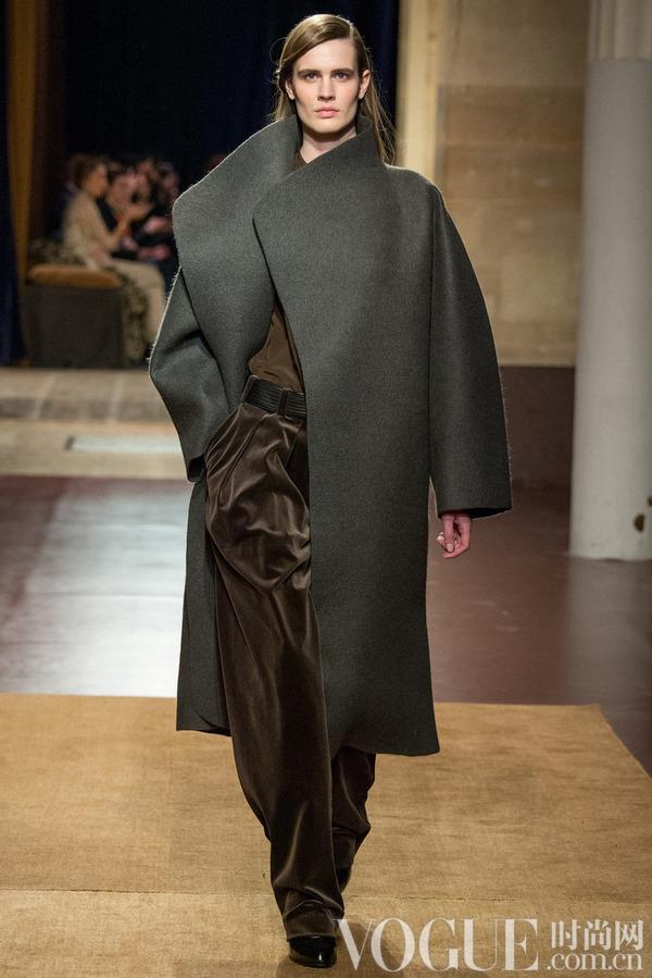 Hermès2014秋冬时装秀