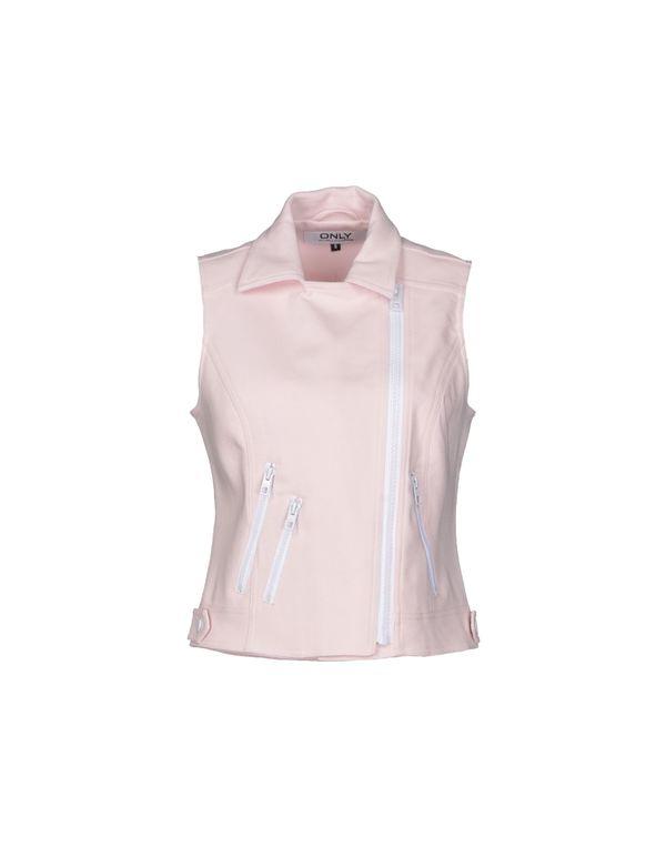 浅粉色 ONLY 夹克
