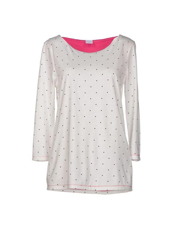 白色 VERO MODA T-shirt